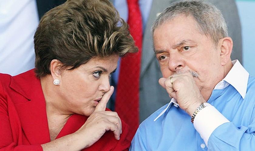 Janot denuncia Lula e Dilma por formação de quadrilha